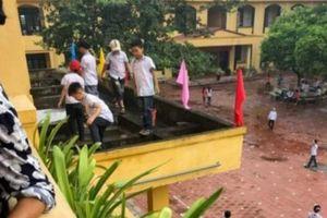 Cây đổ, cổng trường sập đè chết học sinh và những cảnh báo về an toàn chốn học đường