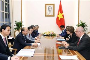 Thủ tướng tiếp các Đại sứ Hà Lan, Bỉ và các nhà đầu tư châu Âu