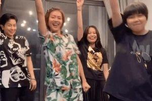 Gil Lê - Hoàng Thùy Linh dance cover cực 'lầy' cùng Khả Ngân khiến dân tình lại được dịp 'đẩy thuyền' nhiệt liệt