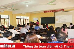 Huyện Vĩnh Lộc chú trọng công tác giáo dục lý luận chính trị cho cán bộ, đảng viên