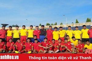 U17 Thanh Hóa rơi vào bảng 'tử thần' tại vòng chung kết Giải bóng đá U17 quốc gia