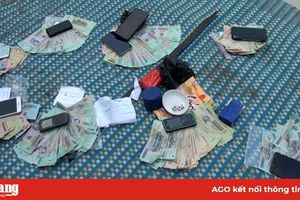 Chợ Mới khởi tố 15 đối tượng lắc tài xỉu ăn tiền