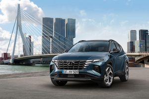 Hyundai Tucson 2021 ra mắt, lột xác toàn diện trong thiết kế