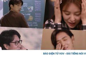 Gong Yoo, Yoo Eun Hye xấu hổ khi xem lại bộ phim 'Tiệm cà phê hoàng tử' sau 13 năm