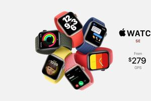 Apple ra mắt Apple Watch giá rẻ