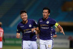 Hà Nội FC hiên ngang vào chung kết Cúp Quốc gia