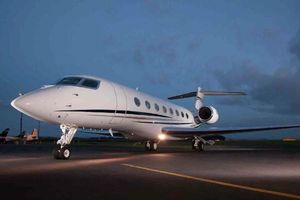 Nội thất trên máy bay cá nhân Gulfstream 40 triệu USD