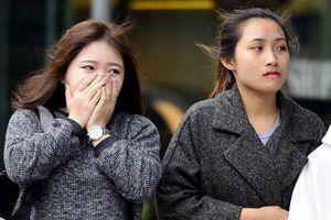 Không khí lạnh tràn về Hà Nội
