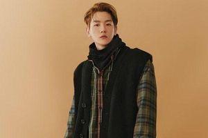 Baekhyun trở thành đại sứ cho Burberry