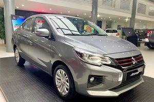 Giá xe ô tô hôm nay 17/9: Mitsubishi Attrage có giá thấp nhất ở mức 375 triệu đồng