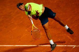 Vòng 2 Rome Masters: Nadal, Nole khởi đầu ấn tượng