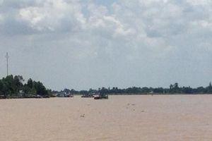 Bão số 5 làm tăng lũ đầu nguồn sông Cửu Long