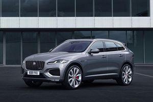 Jaguar F-Pace 2021 hơn 1,2 tỷ đồng được nâng cấp những gì?