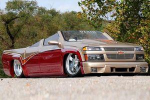 Chevrolet Colorado độ full, 'cắt luôn cả nóc' độc nhất trên đời