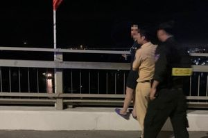 Bị chồng đánh thường xuyên, người phụ nữ định nhảy cầu Bãi Cháy tự vẫn