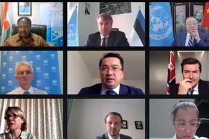 Hội đồng Bảo an đặc biệt lo ngại về diễn biến phức tạp của Covid-19 tại Syria