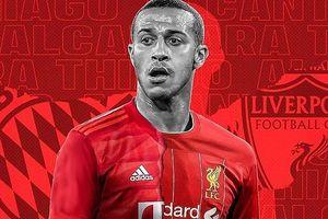 Liverpool chấp nhận chi tiền, chuẩn bị đón Thiago