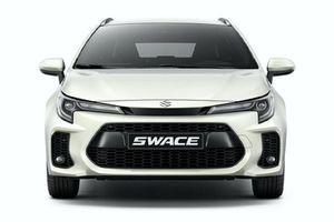 Suzuki Swace - bản sao của Toyota Corolla