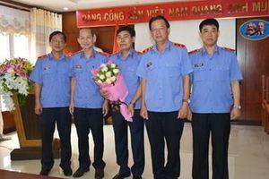 Chuẩn y Chủ tịch Công đoàn cơ sở VKSND cấp cao tại TP HCM