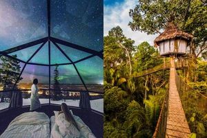 7 khách sạn đẹp và độc nhất thế giới nên tới một lần trong đời