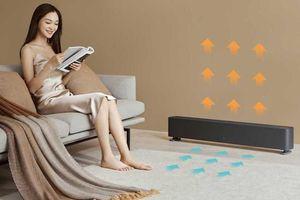 Lò sưởi điện MIJIA Baseboard 1S: sưởi ấm mùa đông với giá 103 USD