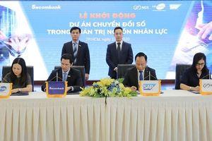 Sacombank hợp tác với HR Path nâng cao chất lượng nguồn nhân lực