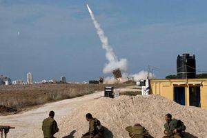 Israel thử nghiệm hệ thống phòng không mới nhất