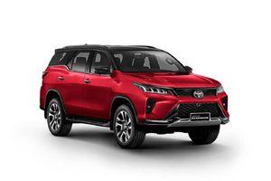 Toyota Fortuner 2020 ra mắt tại Việt Nam, giá từ 995 triệu đồng