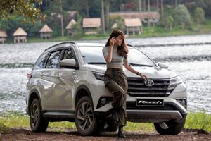 Toyota giới thiệu SUV 7 chỗ, giá 633 triệu tại Việt Nam
