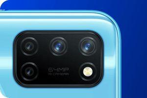 Realme giới thiệu smartphone chống nước, RAM 8 GB, pin 5.000 mAh, giá gần 5 triệu