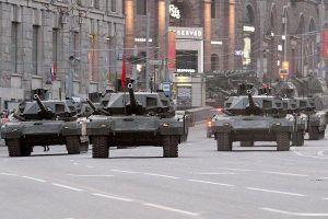 Trường xe tăng Kazan sẵn sàng huấn luyện mô phỏng với T-14 Armata