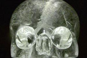Khám phá cái sọ pha lê trị bách bệnh
