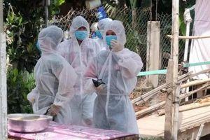 Phát hiện 7 người dân mang theo quan tài nhập cảnh trái phép về An Giang