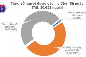 Thêm 3 ca mắc Covid-19 là người nhập cảnh, Việt Nam có 1.066 bệnh nhân