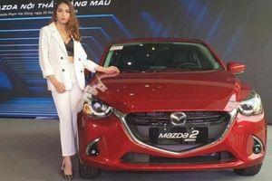 Được ưu đãi 50% phí trước bạ, giá lăn bánh Mazda 2 chỉ còn trên 500 triệu