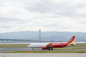 Vietjet mở lại đường bay quốc tế