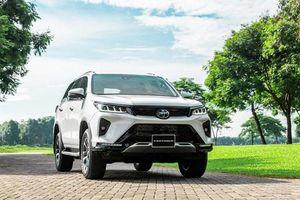 Cạnh tranh Kia Sorento, Toyota Fortuner 2020 ra mắt có giá từ 995 triệu đồng