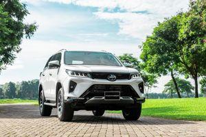 Toyota Việt Nam ra mắt Toyota Fortuner 2020 và công bố giá bán lẻ mới cho Toyota Rush