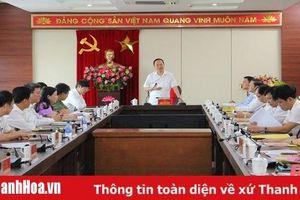 Giữ vững sự đoàn kết, thống nhất, xây dựng TP Thanh Hóa đến năm 2025 vào nhóm đô thị trực thuộc tỉnh hàng đầu của cả nước