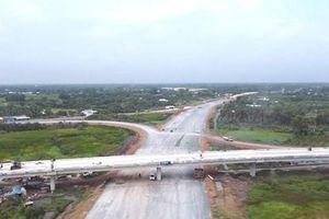Cao tốc Trung Lương - Mỹ Thuận sẽ thông xe dịp Tết Tân Sửu