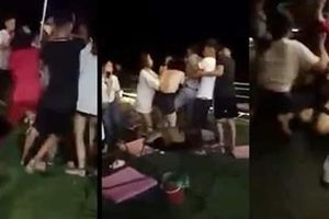 Thêm một vụ đánh ghen lột đồ ở Hà Nội bị điều tra