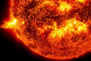 Bắt đầu chu kỳ hoạt động mới của Mặt Trời