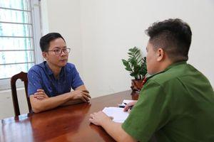 Khởi tố Phó ban Tuyên giáo Huyện ủy Tam Đảo vu khống lãnh đạo
