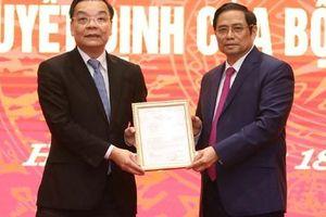 Bộ trưởng Bộ Khoa học & Công nghệ được phân công làm Phó Bí thư Thành ủy Hà Nội