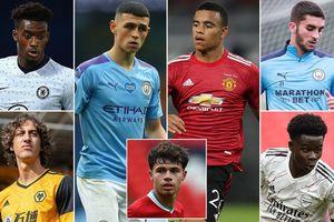 Điểm mặt 40 cầu thủ trẻ xuất sắc nhất châu Âu (P2)