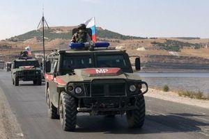 Quân cảnh Nga đóng vai trò gì trên đường cao tốc M4 ở Syria?