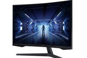 Ra mắt màn hình gaming cong Odyssey mới, tần số quét 144Hz