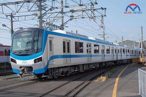 Lịch tàu metro số 1 về TP.HCM