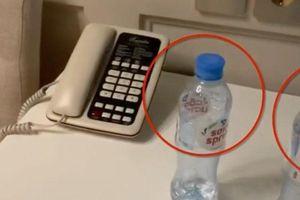 Nga nói gì về chai nước dính chất độc trong vụ Navalny?