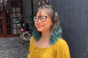 Nữ sinh giành học bổng nhờ bài luận về nhuộm tóc